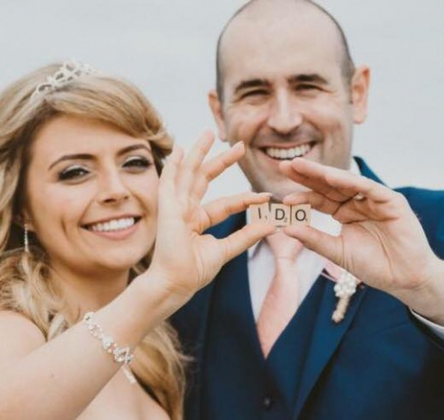 I DO Wedding Smile O'Keeffe Orthodontics