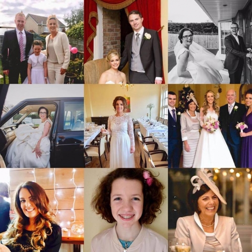 Wedding Smiles O'Keeffe Orthodontics Waterford